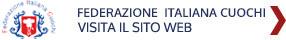 visita il sito della Federazione Italiana Cuochi