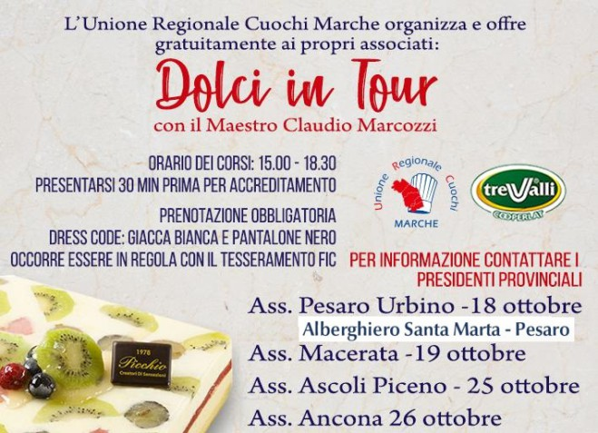 Dolci in Tour