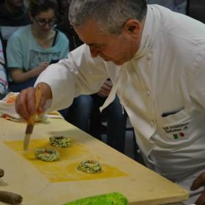 Chef Marcantilli rist. S. Domenico