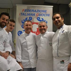 Incontro Chef Pesaro agosto 2015